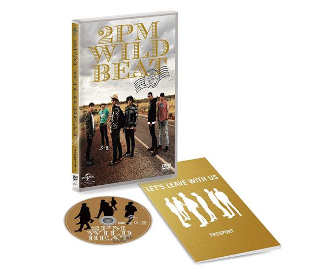 2PM WILD BEAT,