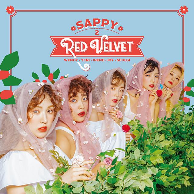 Red Velvet,レッドベルベット,