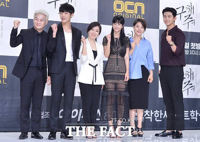 チョ・ソンハ,ウ・ドファン,ユン・ユソン,ソ・イェジ,パク・ジヨン,2PM,テギョン,