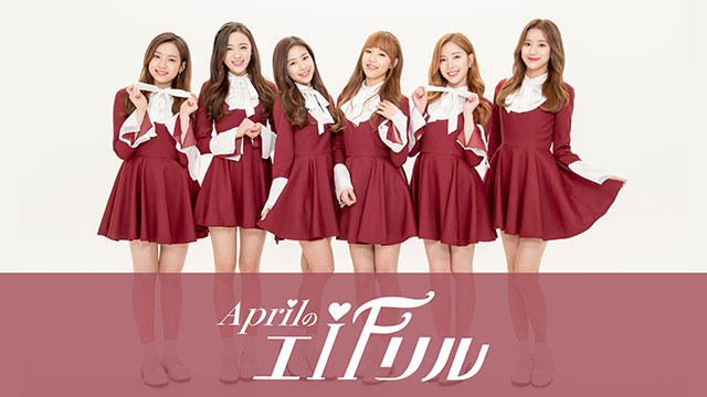 April,